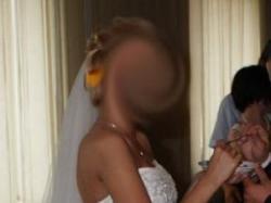 Piękna Suknia Ślubna Madonna Tres Chic - Sn 2804