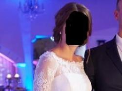 Piękna suknia ślubna - Marry Me - stan IDEALNY!!! GDAŃSK