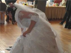 Piękna suknia ślubna - Mateja 1023