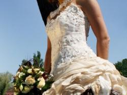 Piękna suknia ślubna Mateja 640