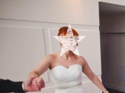 Piękna Suknia ślubna  Mimosa+ GRATISY