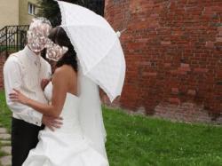 Piękna suknia ślubna Miranda kolekcja 2010