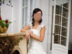 Piękna suknia ślubna model AIZZA firmy GALA - Gorlice