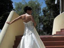 Piękna suknia ślubna Mori Lee 2170, rozmiar 38