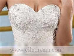 Piękna suknia ślubna Morii Lee 4910
