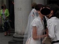 Piękna suknia ślubna Morii Lee