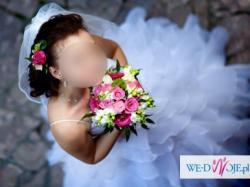 Piękna suknia ślubna Ms Moda Shannon