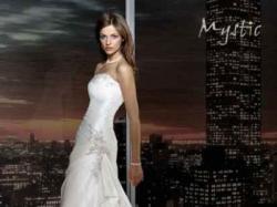 Piękna suknia ślubna MYSTIC LUNARI 36/38 2010