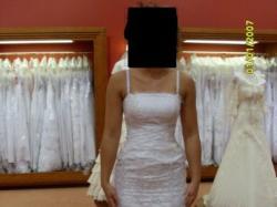 Piękna suknia ślubna od KARINY + dodatki