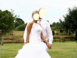 Piękna suknia ślubna Ofra Gala