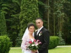 Piękna suknia ślubna - Okazja cenowa!!!!