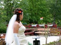 Piękna Suknia Ślubna Papa Michel Dream złota