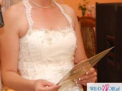 Piękna suknia ślubna - POLECAM!!!