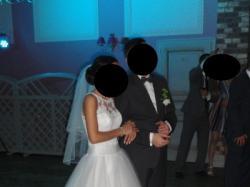 Piękna suknia ślubna!!! POLECAM