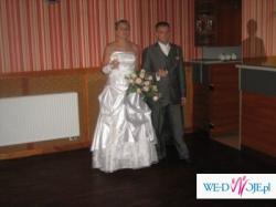 Piękna suknia ślubna polecam