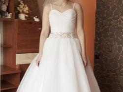 Piękna suknia ślubna-prinessa CLASSA