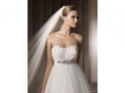 Piękna suknia ślubna Pronovias Barcares