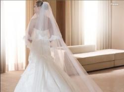 Piękna suknia ślubna PRONOVIAS FERMA