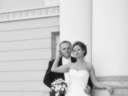 Piękna suknia ślubna Pronovis Davis