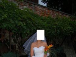 Piękna suknia ślubna + przesyłka gratis