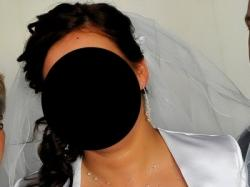 Piękna suknia ślubna rozm. 38-40