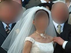 Piękna suknia ślubna rozm. S/M