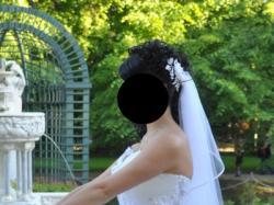Piękna suknia ślubna rozmiar 38-42