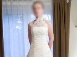 Piękna suknia ślubna rozmiar 63