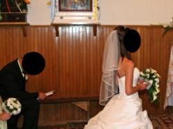 piekna suknia ślubna rozmiar36