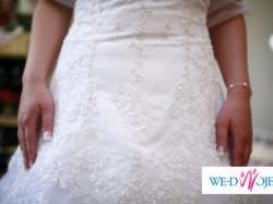 Piękna suknia ślubna Rzeszów