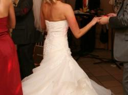 Piękna Suknia Ślubna San Patrick Paladium