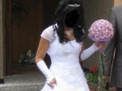Piękna suknia ślubna Sarah !!!
