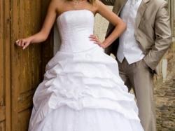 Piękna suknia ślubna !! Serdecznie polecam.
