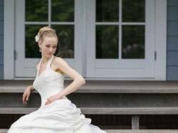 Piękna suknia ślubna Sincerity Bridal 3329 kolekcja 2008