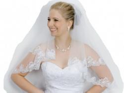 Piękna Suknia Ślubna Sincerity warta 3500zł +welon