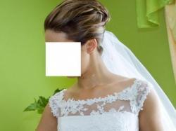 Piękna suknia ślubna Sonia z salonu Margarett