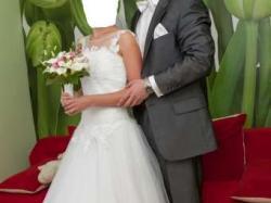 Piękna Suknia Ślubna Sprzedam