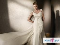 Piękna suknia ślubna - St. Patrick Reto 2012