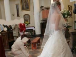 """Piękna suknia ślubna Stelatta, kupiona w salonie """"Tylko Ona""""!"""