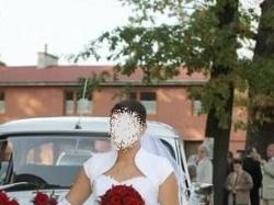 Piękna suknia ślubna - Tanio!!!