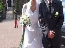 piękna suknia ślubna tanio