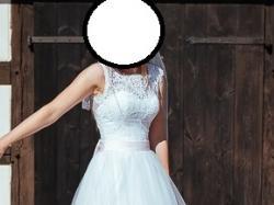Piękna Suknia ślubna Victoria Sprano Suknie ślubne Ogłoszenie