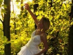 Piękna suknia ślubna w dobrej cenie !