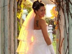 Piękna suknia ślubna WARSZAWA