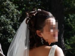Piękna suknia ślubna! Welon gratis!