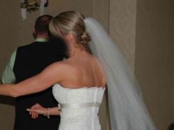 Piękna Suknia Ślubna White One 176