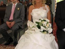 Piękna suknia ślubna- Włocławek