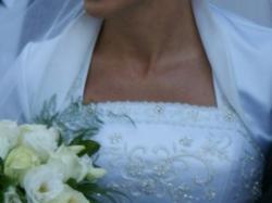 Piękna suknia ślubna z kolekcji 2009 model SWEETHEART  5863