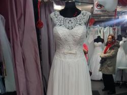 Piękna Suknia Ślubna z kolekcji 2016
