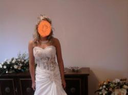Piękna Suknia Ślubna z kolekcji Emmi Miriage SERENADA